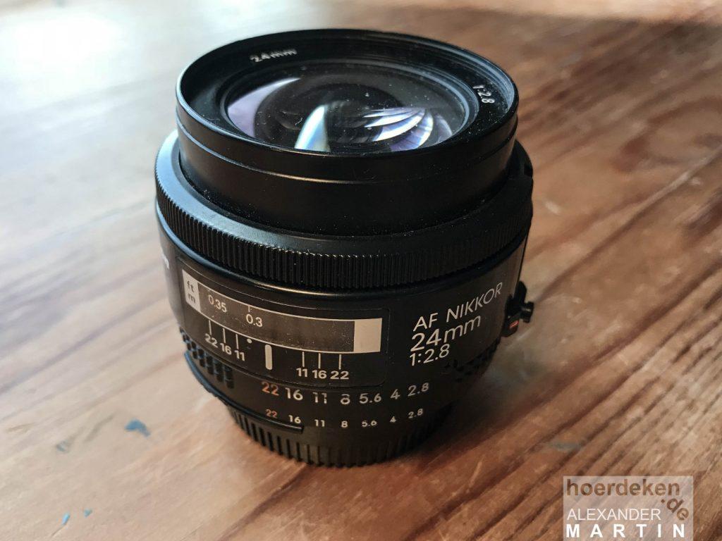 Nikkor 24mm f1:2.8